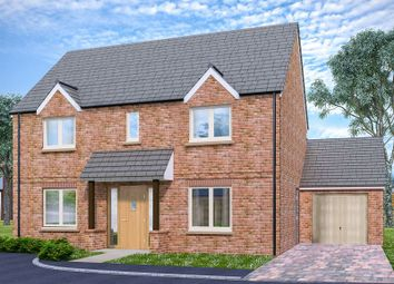 Thumbnail 4 bed detached house for sale in Elmwood Close, Oakley, Aylesbury