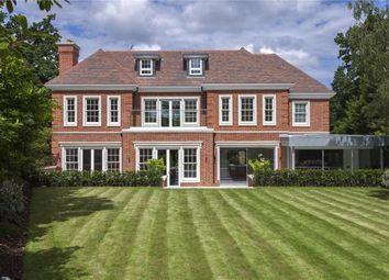 Thumbnail 7 bedroom detached house for sale in Coombe Hill Road, Kingston Upon Thames, London
