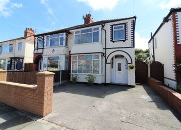 Thumbnail 3 bed semi-detached house for sale in Lauderdale Avenue, Cleveleys