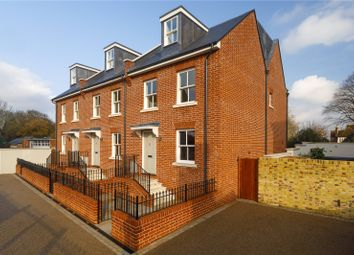 Thumbnail 4 bed terraced house for sale in St Johns Mews, St John's Place, Canterbury, Kent