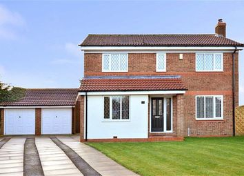 Thumbnail 4 bedroom detached house for sale in Chestnut Close, North Duffield, Selby