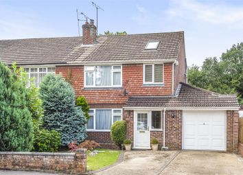 Hinton Drive, Crowthorne, Berkshire RG45. 3 bed semi-detached house