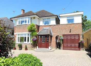 Thumbnail 5 bed detached house for sale in Middle Street, Nazeing, Essex.