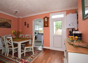Thumbnail 2 bed terraced house for sale in Burnaby Road, Northfleet, Gravesend, Kent