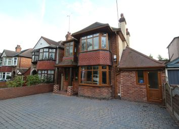 Thumbnail 3 bed detached house for sale in Holyhead Road, Allesley, Coventry