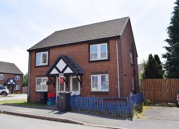 Thumbnail 3 bed semi-detached house to rent in 42, Glandwr, Vaynor, Newtown, Powys