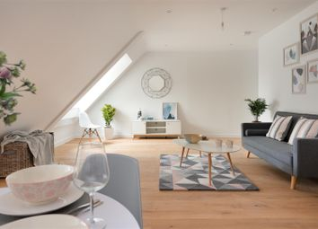 Thumbnail 1 bed flat for sale in Wheatley Road, Whitstable