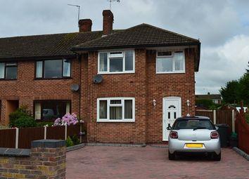 Thumbnail 3 bed end terrace house for sale in Dalelands Estate, Market Drayton
