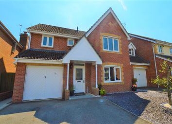 Thumbnail 4 bed detached house for sale in St. Peters Avenue, Llanharan, Pontyclun