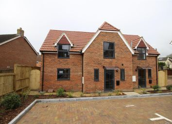 Thumbnail 3 bed semi-detached house for sale in Daisy Brook, Royal Wootton Bassett, Swindon