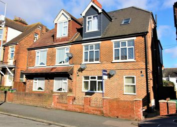 Thumbnail 2 bed flat for sale in Cheriton Road, Folkestone, Kent