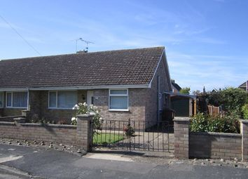 Thumbnail 2 bed semi-detached house to rent in Chestnut Grove, Waddington, Lincoln