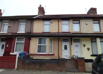 Thumbnail 3 bed terraced house for sale in Antrim Street, Liverpool, Merseyside