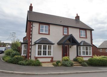 Thumbnail 4 bed detached house for sale in Maxwell Drive, Kingstown, Carlisle, Cumbria
