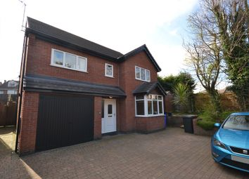 Thumbnail 5 bed detached house to rent in Smedleys Avenue, Sandiacre, Nottingham