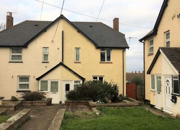 Thumbnail 3 bed semi-detached house for sale in Tower Hill, Stogursey, Somerset
