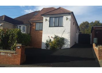 Thumbnail 2 bed bungalow for sale in Coombfield Drive, Dartford