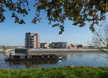 Thumbnail 3 bedroom flat for sale in Portside Street, Trent Basin