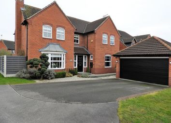 Thumbnail 4 bedroom detached house for sale in Foxglove Grove, Mansfield Woodhouse, Mansfield