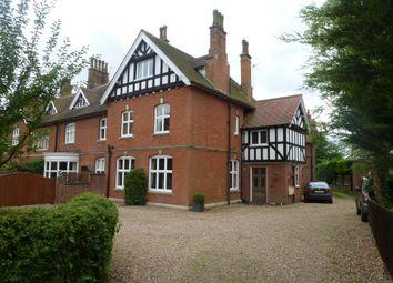 Thumbnail 3 bed maisonette to rent in Main Street, Thorpe Satchville, Melton Mowbray
