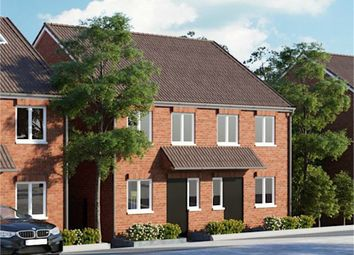 Thumbnail 3 bed semi-detached house for sale in Clarke Place, Deans Close, Luton, Bedfordshire