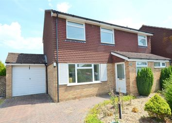 Thumbnail 3 bed detached house to rent in Horley, Surrey