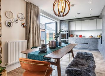 "Thumbnail 4 bed detached house for sale in ""The Lathbury"" at Mauricewood Road, Penicuik"