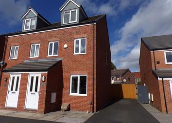 Thumbnail 3 bedroom semi-detached house for sale in Harrier Close, Lostock, Bolton, Greater Manchester