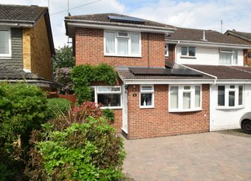 Thumbnail 3 bed semi-detached house for sale in Cullen Close, Yateley