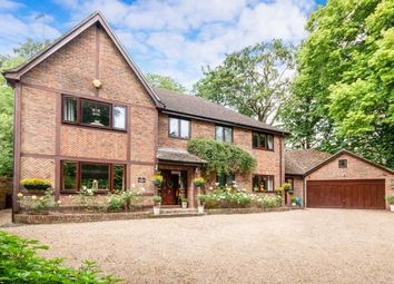 Thumbnail 4 bedroom detached house for sale in Cliddesden Road, Basingstoke, Hampshire