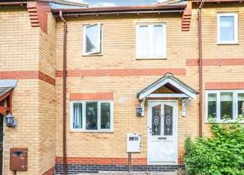 Thumbnail 2 bed terraced house for sale in Chiswick Drive, Loughborough, Leicestershire