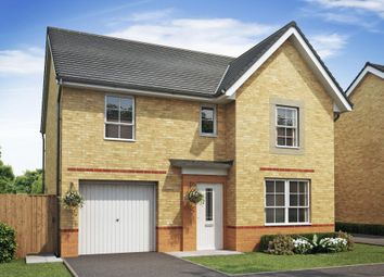 "Thumbnail 4 bed detached house for sale in ""Ripon"" at Ponds Court Business, Genesis Way, Consett"