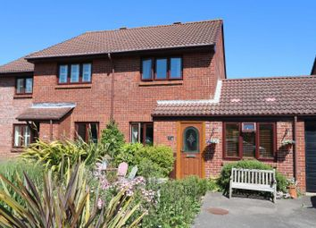 Thumbnail 3 bed semi-detached house for sale in Fathoms Reach, Hayling Island
