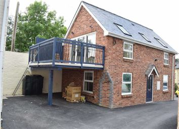 Thumbnail 2 bed detached house for sale in New House, Hassel Square, Hassel Square, Llanfair Caereinion, Powys