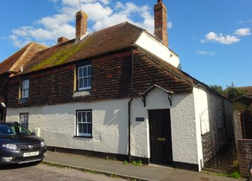 Thumbnail 3 bedroom end terrace house to rent in New Street, Lydd, Romney Marsh