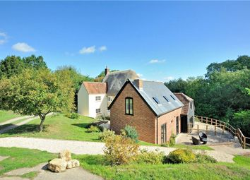 Thumbnail 5 bed detached house for sale in Bridge, Sturminster Newton, Dorset