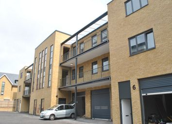 Thumbnail 2 bed flat to rent in Broads Foundry, Trumpers Way, Hanwell