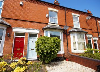 Thumbnail 2 bed terraced house to rent in Trafalgar Road, Moseley, Birmingham