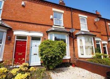 Thumbnail 2 bed terraced house to rent in Trafalgar Road, Moseley, Birmingham