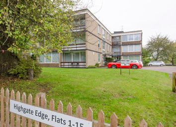 Thumbnail 1 bed flat for sale in Highgate Edge, Great North Road