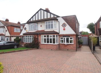 Thumbnail 4 bed semi-detached house for sale in Park Avenue West, Stoneleigh