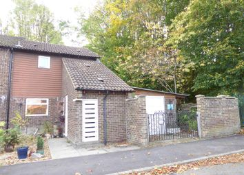 Thumbnail 2 bed end terrace house for sale in Spoondell, Dunstable