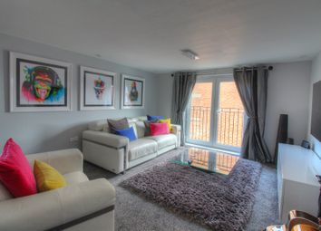 Thumbnail 2 bed flat for sale in Millers Croft, Castleford
