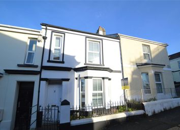 Thumbnail 2 bed terraced house for sale in Marina Terrace, Plymouth, Devon