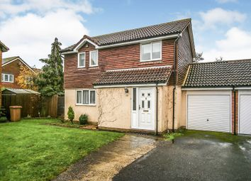 Thumbnail 3 bed detached house for sale in Raleigh Close, Willesborough, Ashford