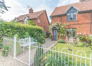 Thumbnail 2 bed semi-detached house for sale in Gateley, Dereham