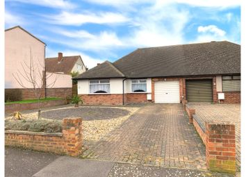 Thumbnail 2 bed semi-detached bungalow for sale in Hoo Common, Chattenden Rochester