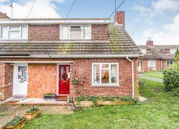 Taplings Close, Winchester SO22. 1 bed end terrace house for sale