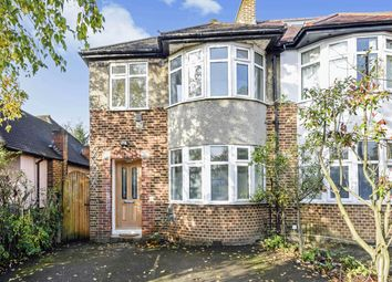 Thumbnail Semi-detached house for sale in Grand Drive, London