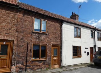 Thumbnail 1 bed terraced house to rent in Slayes Lane, Misson DN10 6Dy